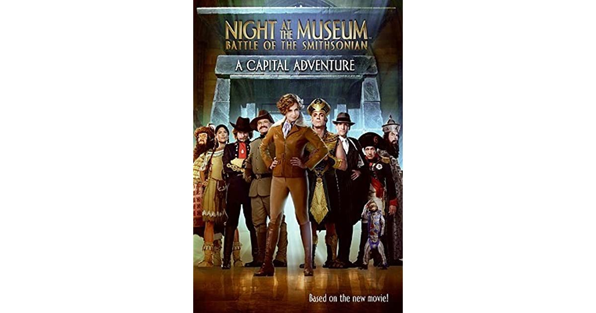 book report on night at the museum Night at the museum: battle of the smithsonian (2009) on imdb: plot summary, synopsis, and more.