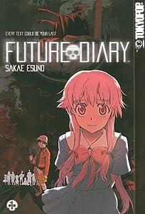Future Diary, Volume 01 (Future Diary, #1)
