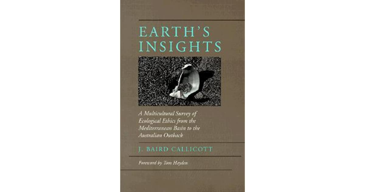 Earth's Insights: A Multicultural Survey of Ecological