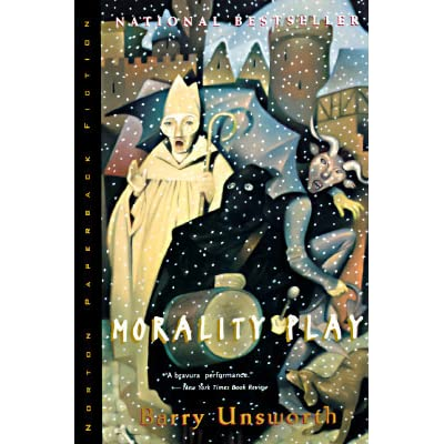 barry unsworth goodreads