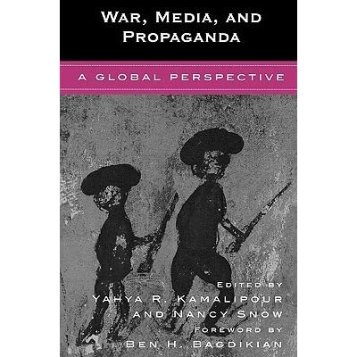 war and the media essays on news reporting propaganda With the advent of world war ii, and in light of the nazi and communist propaganda machines, there was concern about the us government's wartime involvement in producing news propaganda.