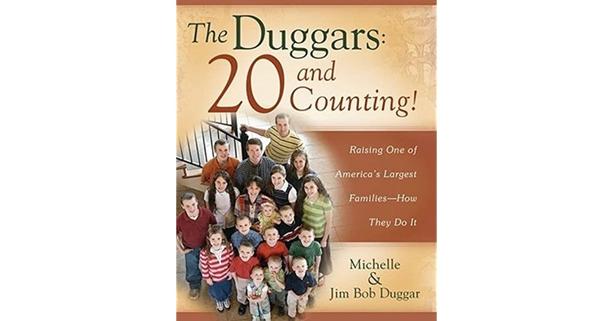 The Duggars: 20 and Counting!: Raising