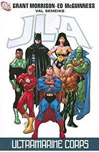 JLA Classified, Vol. 1: Ultramarine Corps
