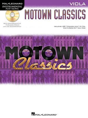 Motown Classics - Instrumental Play-Along Series: Viola