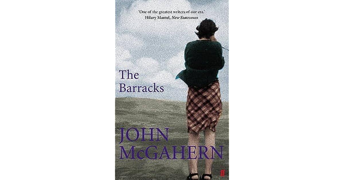 The Barracks By John Mcgahern border=