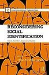 Reconsidering Social Identification by Abdul R. JanMohamed
