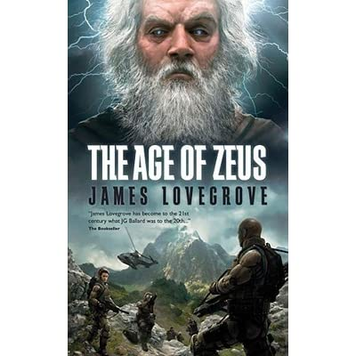 The Age of Zeus by James Lovegrove