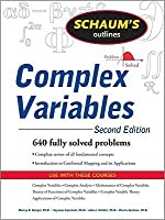 Schaum's Outline of Complex Variables, 2ed (Schaums' Computing)