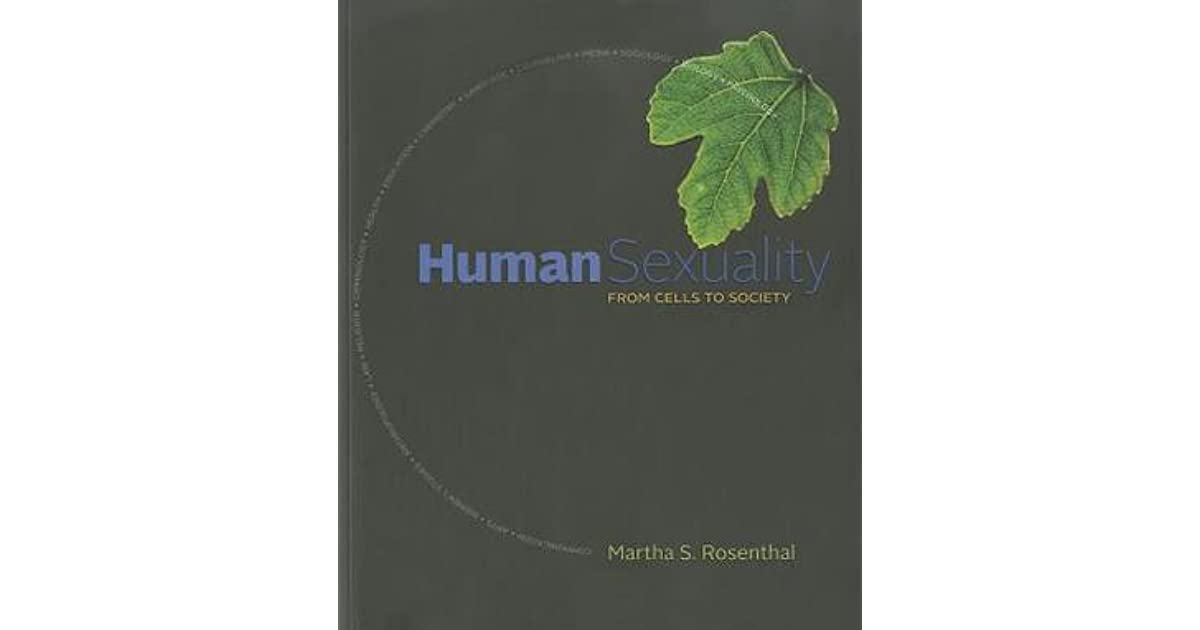 Human sexuality from cells to society