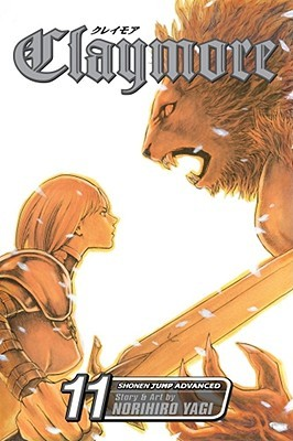 Claymore, Vol. 11: Kindred of Paradise (Claymore, #11)