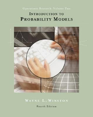 Introduction to Probability Models: Volume II: Operations Research, (with CD-ROM and InfoTrac): 2