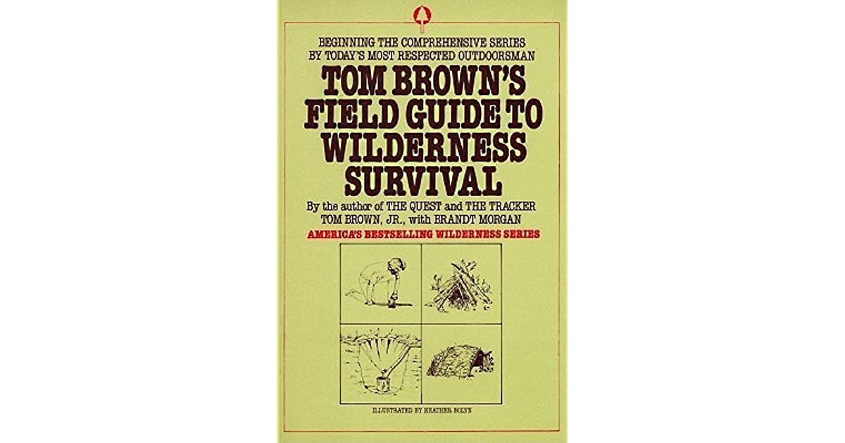 tom brown's field guide to wilderness survival pdf