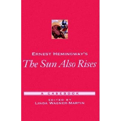 an analysis of ernest hemingways the sun also rises The sun also rises, by ernest hemingway, is about the growing emergence of a new type of woman that comes about in the early twentieth century in the novel hemingway creates new models for strong american women that had not been used before in literature.