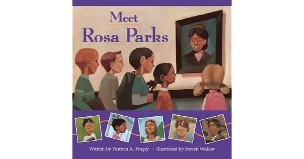 would like meet rosa parks Rosa parks was a devout christian i would like to be known as a person who is concerned about freedom and equality and justice and prosperity for all people rosa parks quotes.