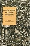 Critical Theory and Animal Liberation