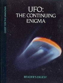 UFO: The Continuing Enigma (Quest for the Unknown)