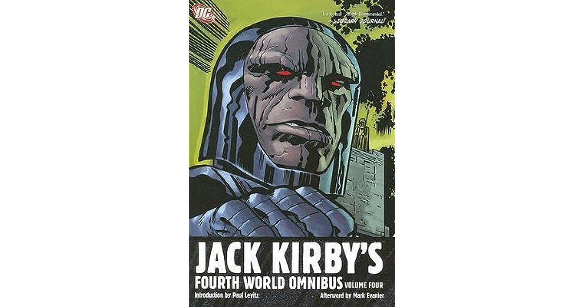 Jack Kirby's Fourth World Omnibus, Vol  4 by Jack Kirby