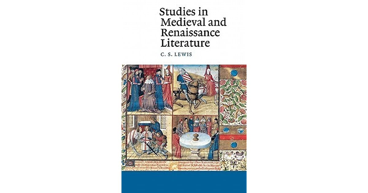 Studies in Medieval and Early Modern Culture