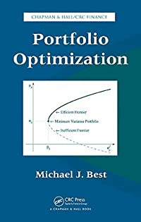 Portfolio Optimization (Chapman & Hall/Crc Finance Series)
