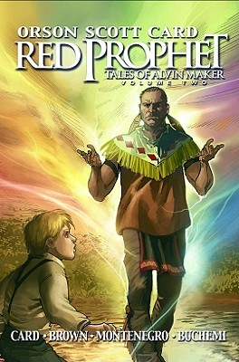 Red Prophet: The Tales of Alvin Maker Volume 2 (Graphic Novel)