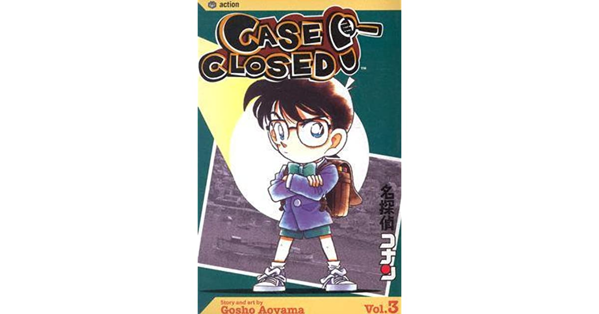 Detective Conan Manga English Pdf