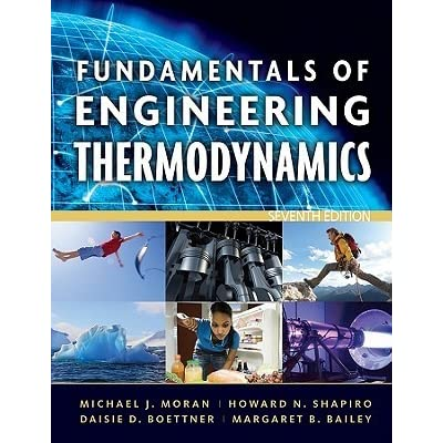 fundamentals  engineering thermodynamics  michael  moran reviews discussion bookclubs