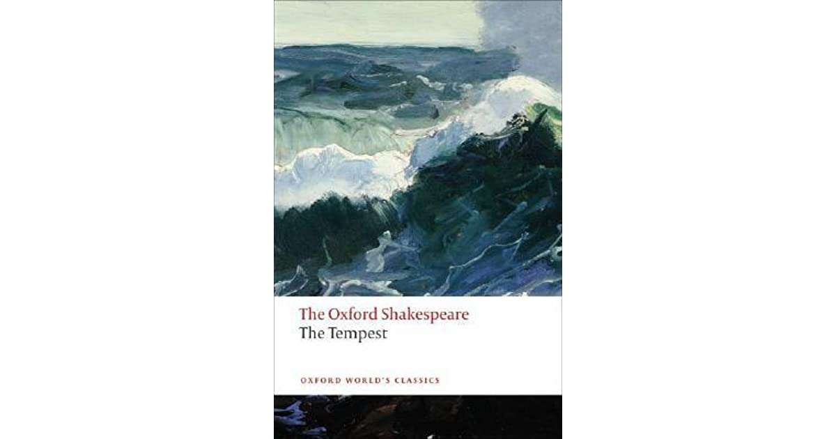 the tempest allegorical to the bible Allegory may involve an interpretive process that is separate from the creative process that is, the term allegory can refer to a specific method of reading a text, in which characters and narrative or descriptive details are taken by the reader as an elaborate metaphor for something outside the literal story.
