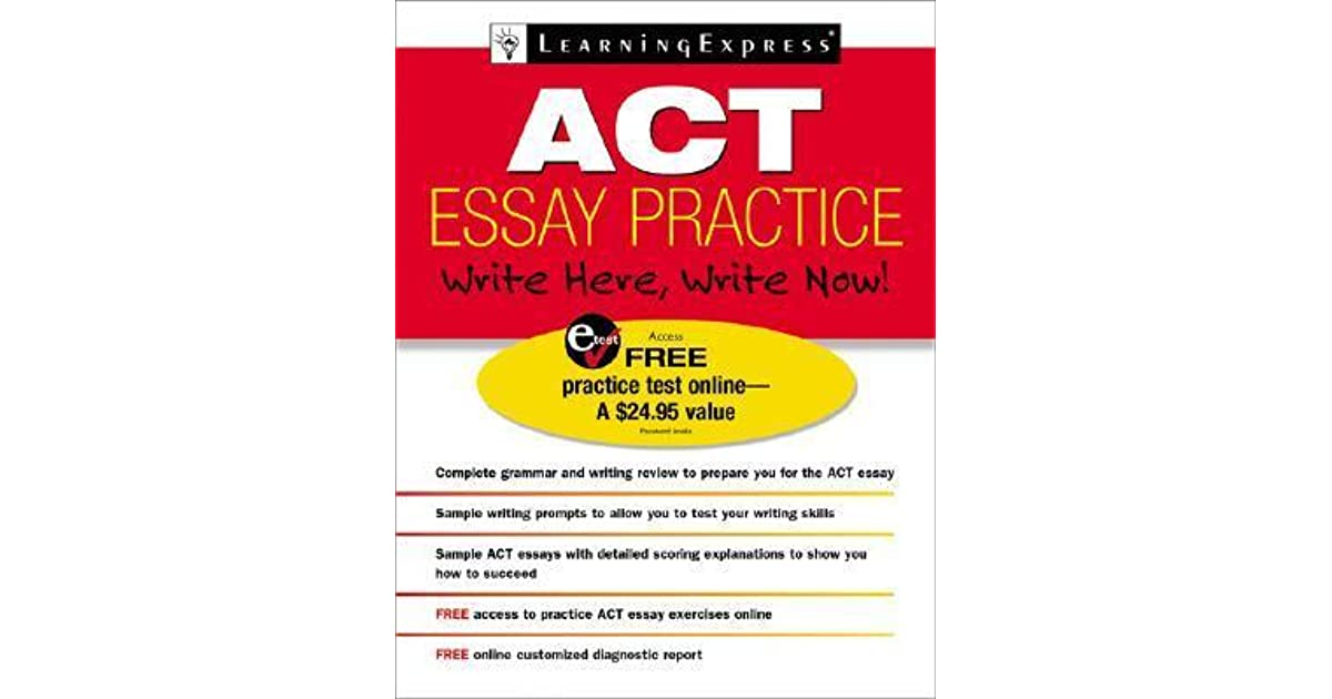 act essay practice