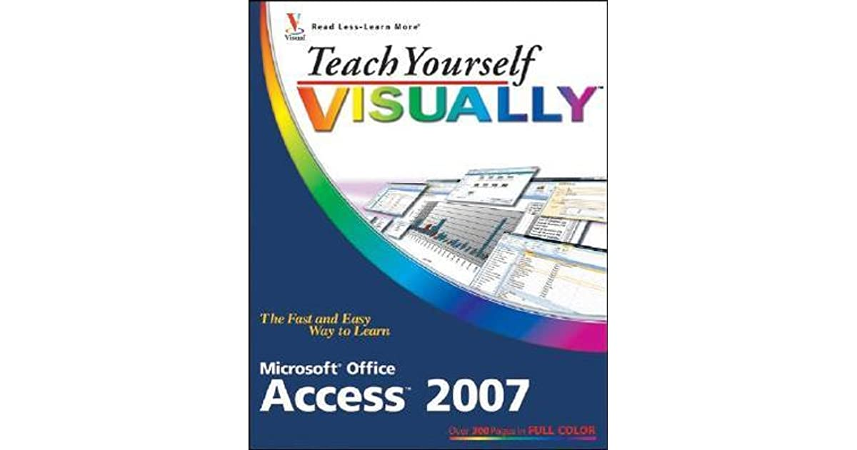 Ms Access 2007 Learning Book
