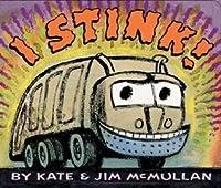 I Stink! Board Book