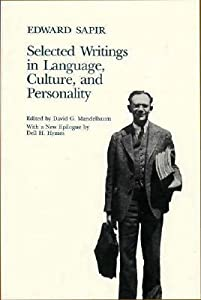 Culture, Language, and Personality: Selected Writings