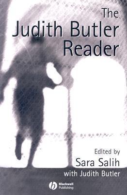 Judith Butler by Sara Salih