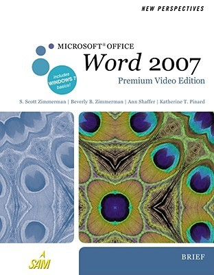 New Perspectives on Microsoft Office Word 2007, Brief [With DVD]
