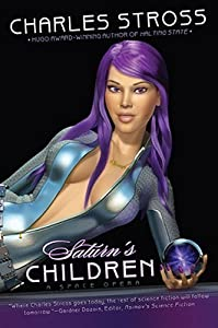 Saturn's Children (Freyaverse #1)
