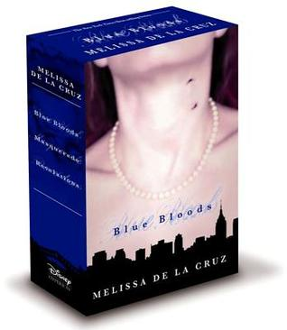 Blue Bloods 3-Book Boxed Set (Blue Bloods, #1-3)