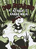 Dani Bocafuego: El Ataque de las Ranas Ninja