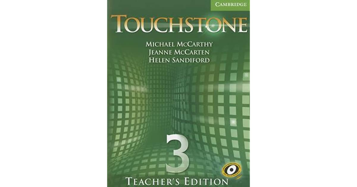 Touchstone teachers edition 3 with audio cd by michael mccarthy fandeluxe Gallery