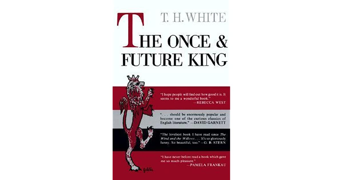 a review of th whites the once and future king Th white was the english author of the once and future king , a famous series of novels about king arthur learn more about the man and his work at biographycom.