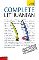 Complete Lithuanian: From Beginner to Intermediate [With Paperback Book]
