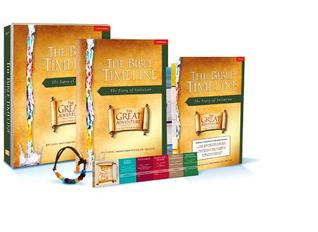 The Great Adventure Bible Timeline Study Kit: Study Materials by