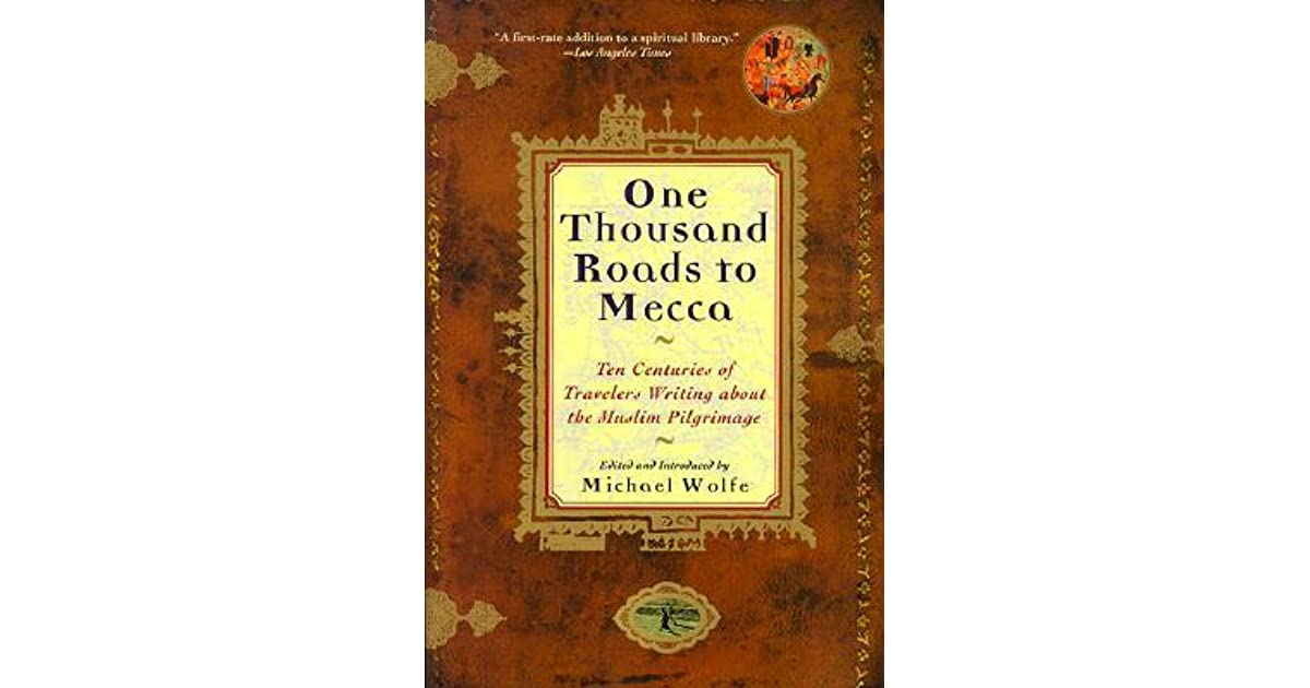 eng1501 road to mecca