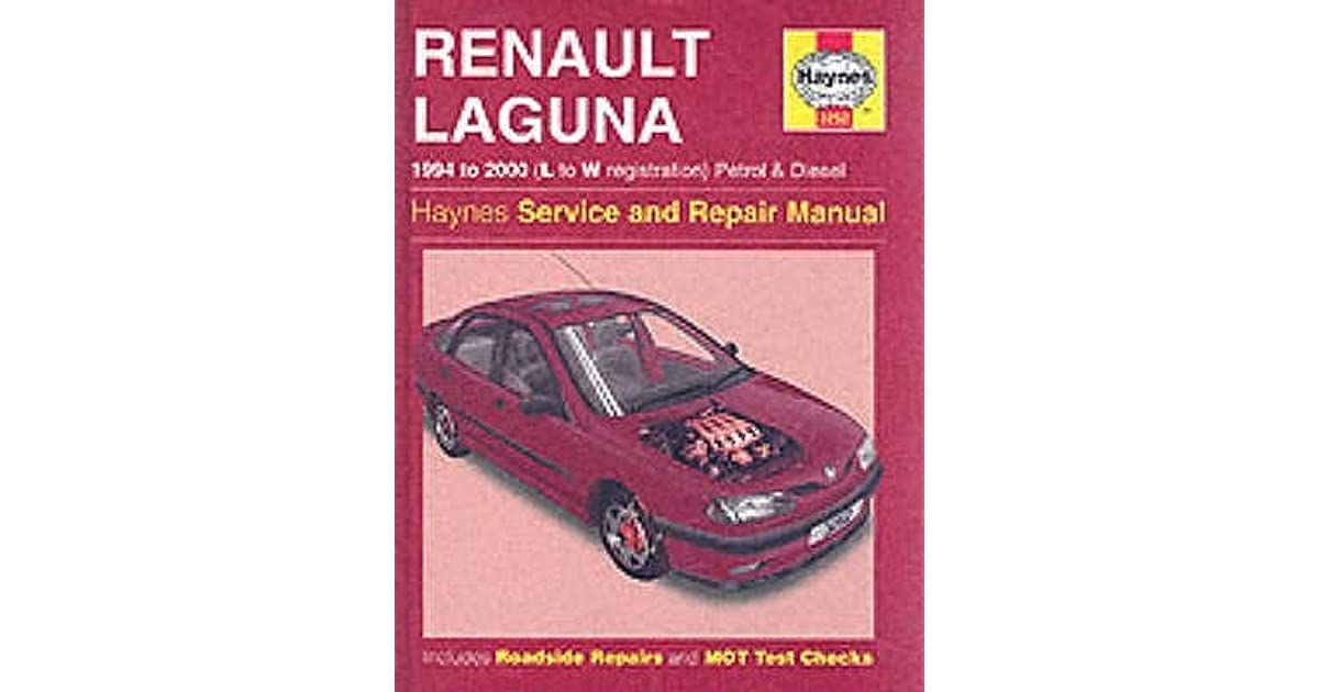 Renault laguna petrol and diesel 1994 2000 service and repair renault laguna petrol and diesel 1994 2000 service and repair manual by steve rendle fandeluxe Images