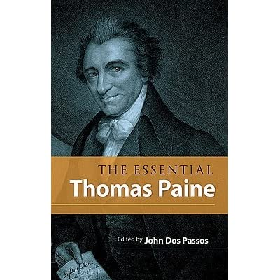 representative democracy in the united states through the eyes of thomas paine The best single volume is harry h clark, ed, thomas paine: representative selections (1944 rev ed 1961), which contains clark's illuminating analysis of paine's ideas, his literary style, and a critical bibliography of writings about paine.