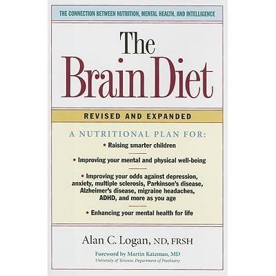 diet for brain health new book