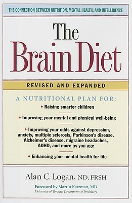 book on mental health and diet