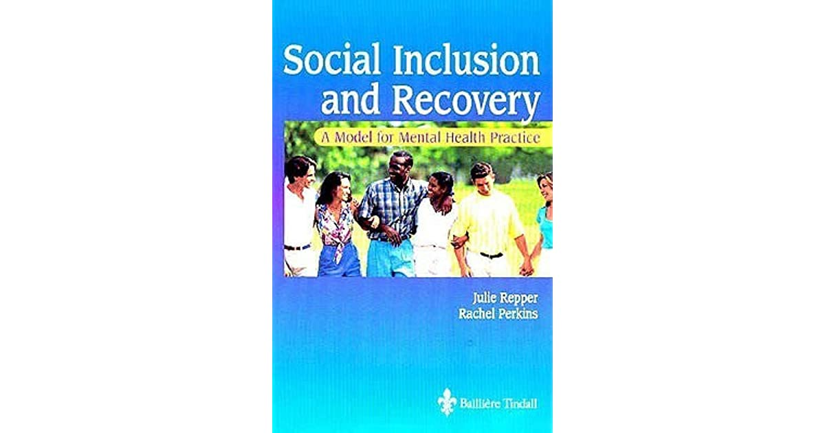 Recovery and social inclusion