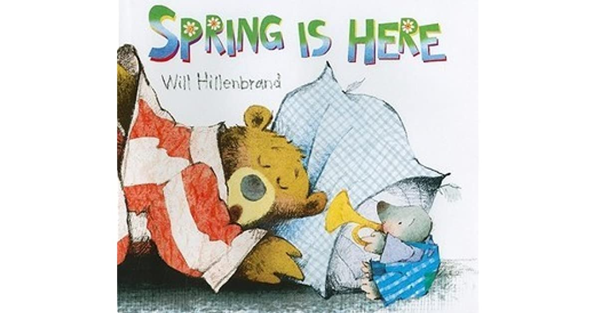 Image result for spring is here book
