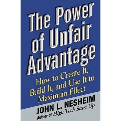 unfair advantage book review