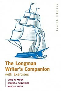The Longman Writer's Companion with Exercises [with What Every Student Should Know About Practicing Peer Review]