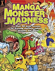 Manga Monster Madness